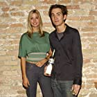 Jamie Johnson and Ivanka Trump at an event for Born Rich (2003)