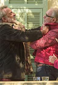 Antoine Duléry and Bernard Le Coq in Frères à demi (2016)