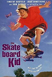 The Skateboard Kid (1993) Poster - Movie Forum, Cast, Reviews