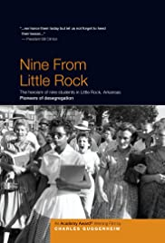 Nine from Little Rock Poster