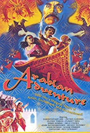 Arabian Adventure Poster