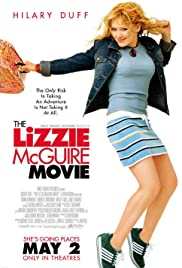The Lizzie McGuire Movie Poster