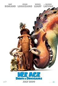 John Leguizamo, Denis Leary, Ray Romano, and Chris Wedge in Ice Age: Dawn of the Dinosaurs (2009)