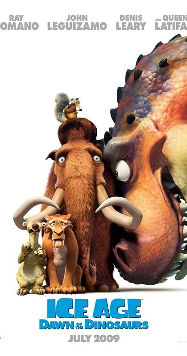 Ice Age Dawn Of The Dinosaurs 2009 Imdb