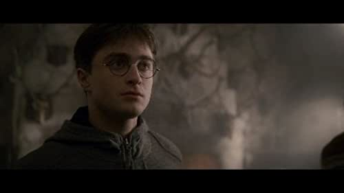"""As Harry Potter begins his 6th year at Hogwarts School of Witchcraft and Wizardry, he discovers an old book marked mysteriously """"This book is the property of the Half-Blood Prince"""" and begins to learn more about Lord Voldemort's dark past."""