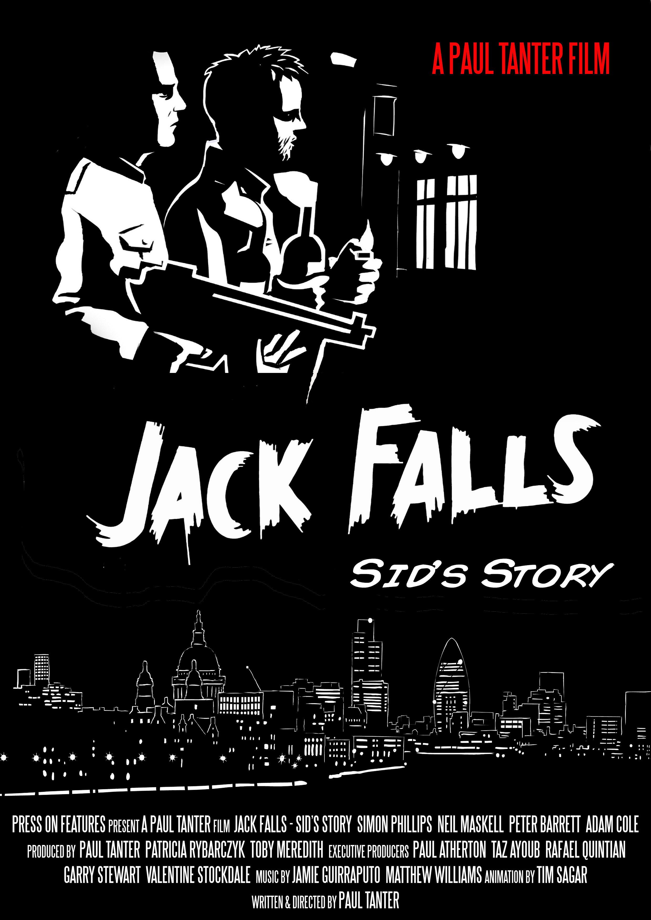 Jack Falls Sids Story 2011