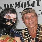 Peter McGennis (Samurai D) and Jimmy Superfly Snuka    (Himself)