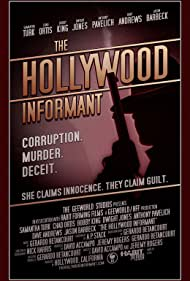The Hollywood Informant, Official Poster