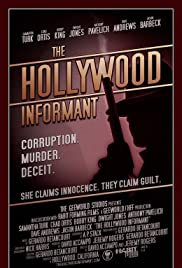 The Hollywood Informant Poster