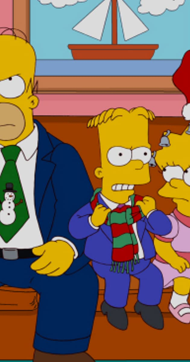 The Simpsons Holidays Of Future Passed Tv Episode 2011 Imdb