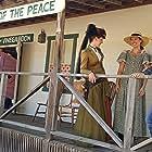 Valerie Chilcote, Megan Schinestuhl, and Kristina Zinda in Tactical Girl (2016)