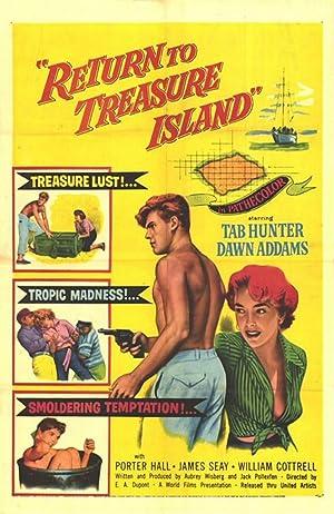 Where to stream Return to Treasure Island