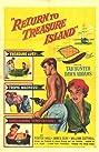 Return to Treasure Island (1954) Poster