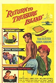 Return to Treasure Island(1954) Poster - Movie Forum, Cast, Reviews