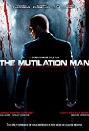 The Mutilation Man Poster