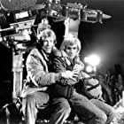 Peter O'Toole and Steve Railsback in The Stunt Man (1980)