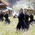 Hiroyuki Sanada and Lee Murayama in The Last Samurai (2003)