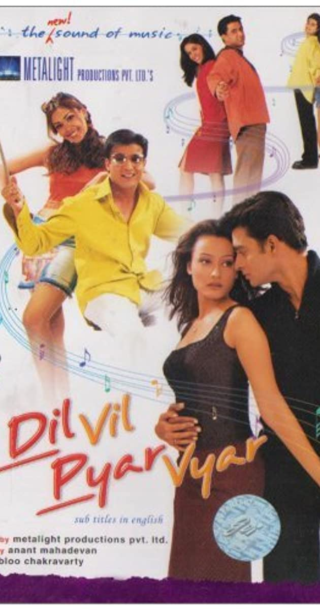 Dil Vil Pyar Vyar Full Movie In Hindi Dubbed Hd 2015 Download