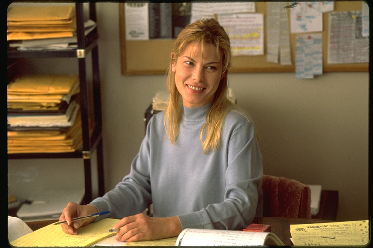 Deborah Kara Unger co-stars as Lisa Peters