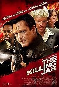Michael Madsen, Jake Busey, Amber Benson, and Harold Perrineau in The Killing Jar (2010)