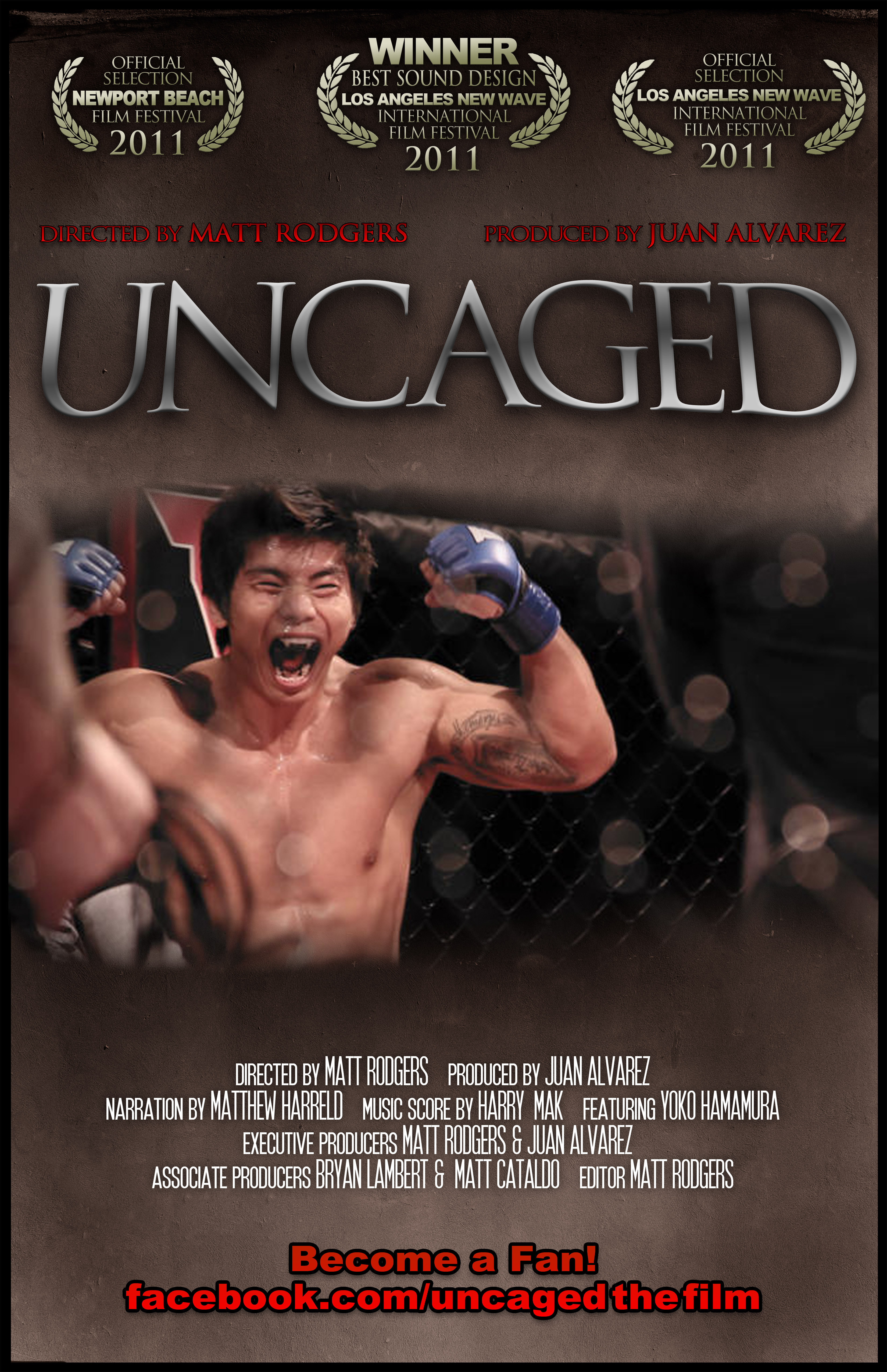 Uncaged: Inside the Fighter (2011) - IMDb
