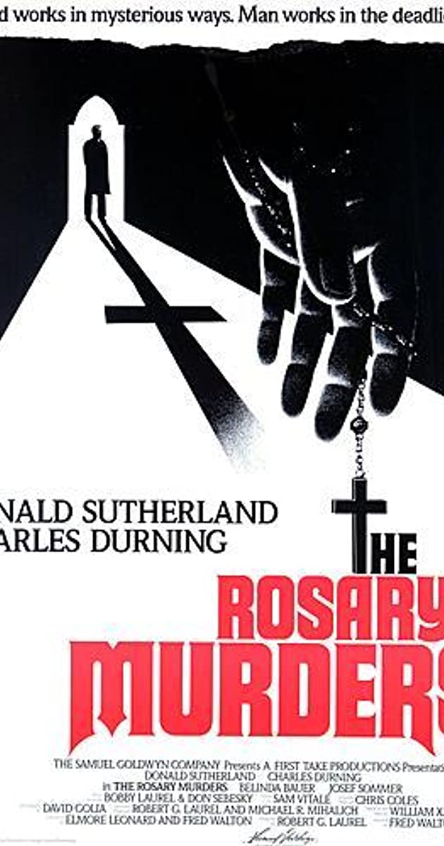 Subtitle of The Rosary Murders