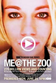 Me at the Zoo Poster