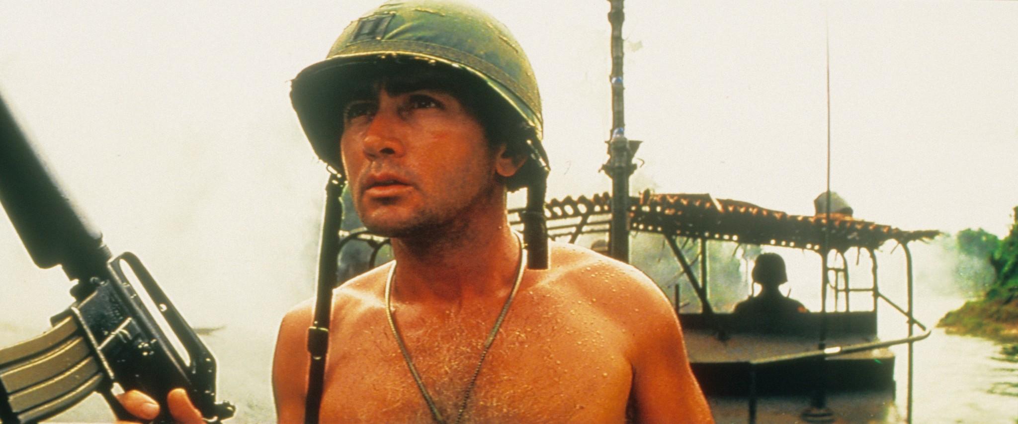 Martin Sheen in Apocalypse Now (1979)
