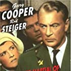 Gary Cooper in The Court-Martial of Billy Mitchell (1955)