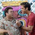 Dane Cook and Dan Fogler in Good Luck Chuck (2007)