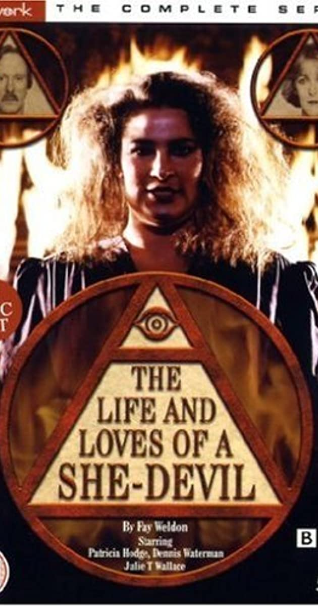 The Life Of Adventure: The Life And Loves Of A She-Devil (TV Mini-Series 1986)