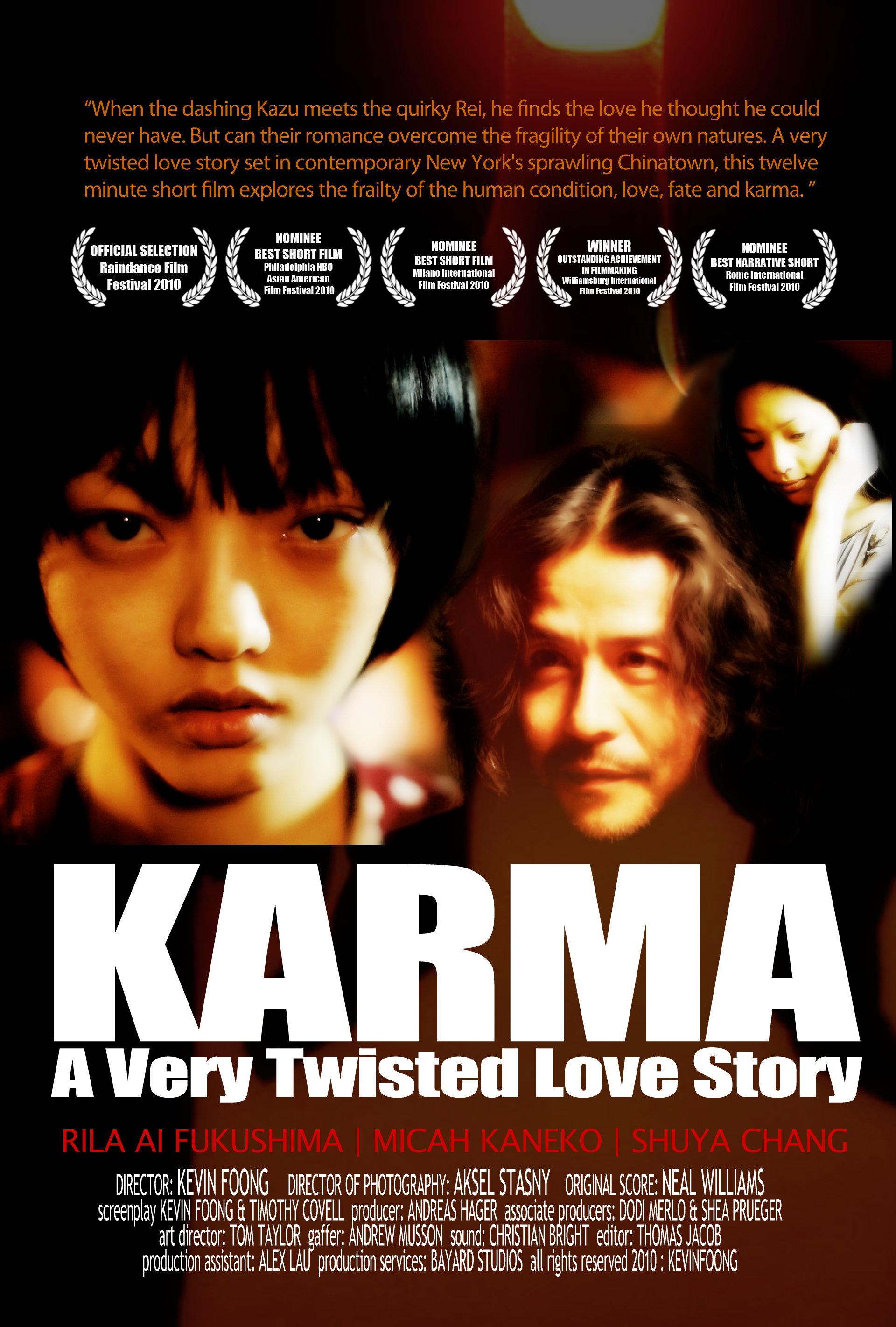 Karma: A Very Twisted Love Story (2010) - IMDb