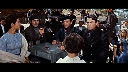 Watch the trailer for The Guns of Navarone, starring Gregory Peck.