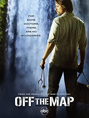 Where to stream Off the Map