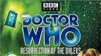 Resurrection of the Daleks: Part One
