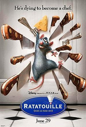 Ratatouille (2007) ระ-ทะ-ทู-อี่ พ่อครัวตัวจี๊ด หัวใจคับโลก