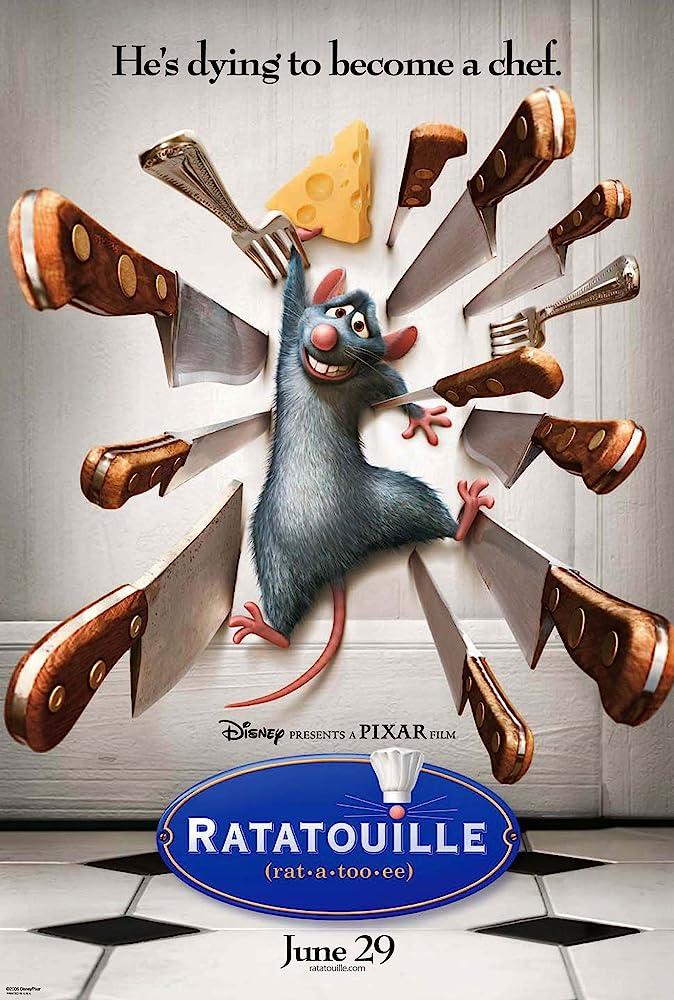 Ratatouille (2007) Tagalog Dubbed