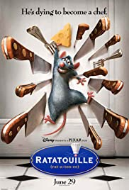 Ratatouille (2007) Dual Audio Hindi+English 480p Bluray