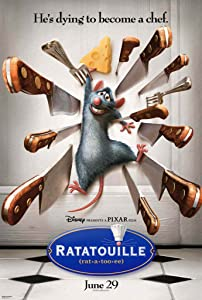 Watch free english movie notebook Ratatouille [BDRip]
