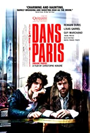 Dans Paris Poster