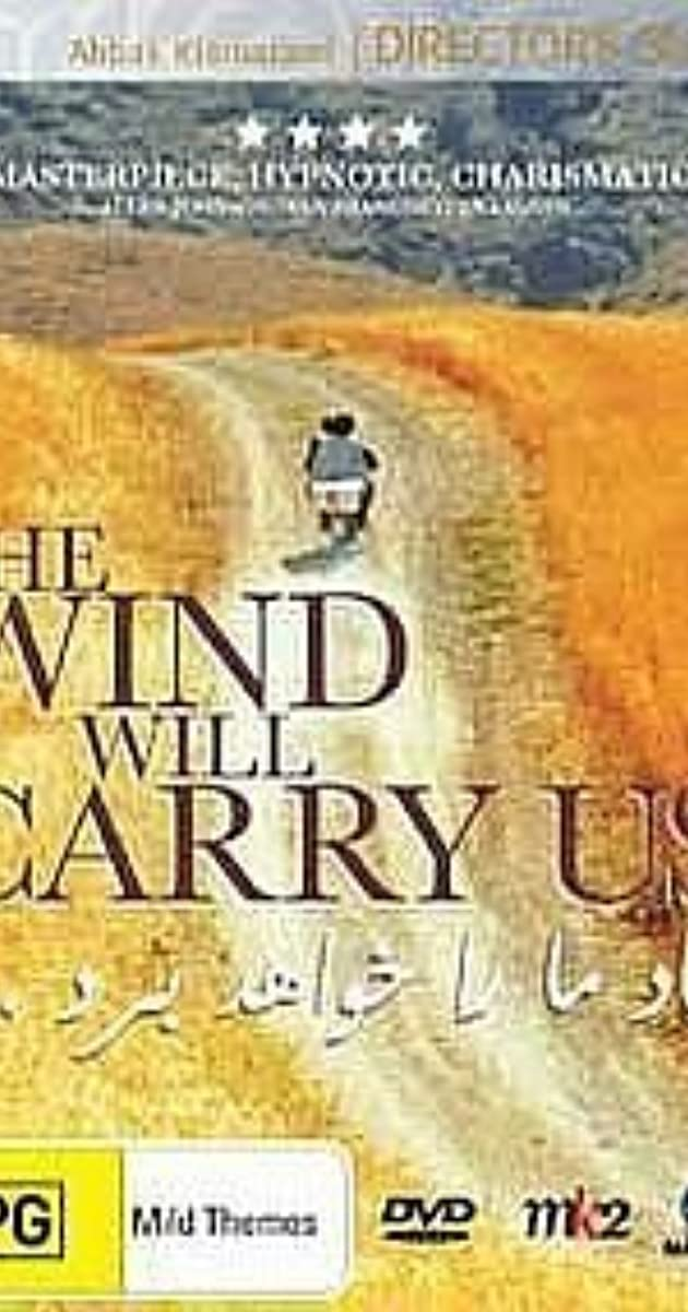 Subtitle of The Wind Will Carry Us