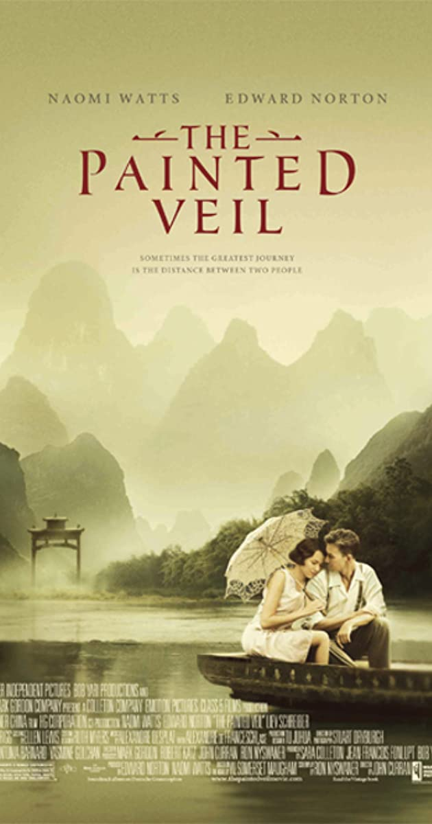 Watch Full HD Movie The Painted Veil (2006)