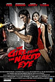Dominique Swain, Jason Yee, Ron Yuan, and Sasha Grey in The Girl from the Naked Eye (2012)