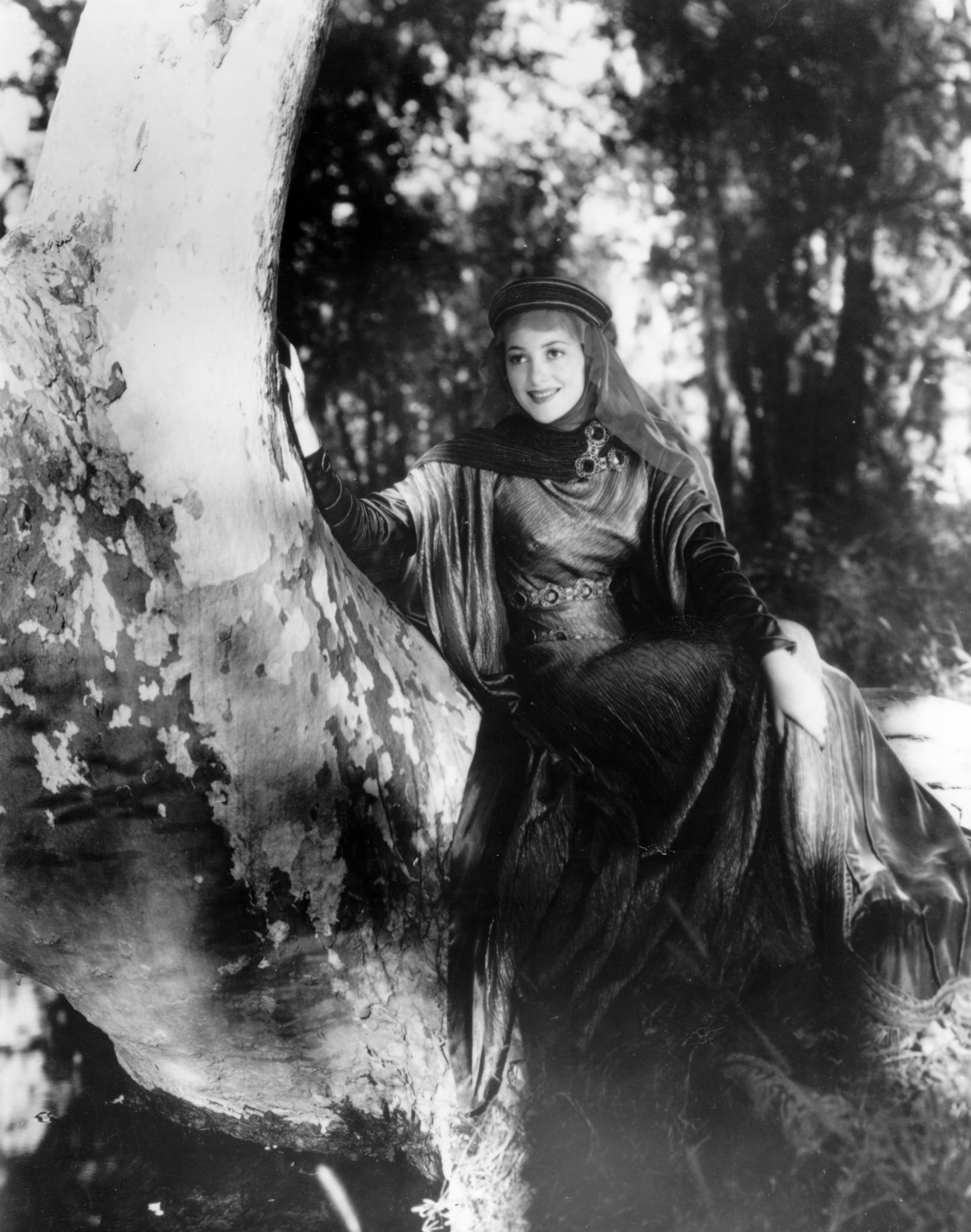 Olivia de Havilland in The Adventures of Robin Hood (1938)