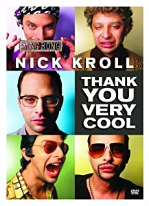 Watch divx high quality movies Nick Kroll: Thank You Very Cool [480p]