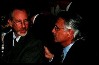 Stephen Spielberg and Tommy Warren