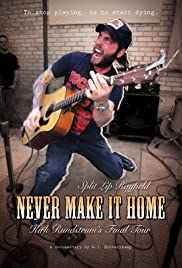 Never Make It Home Poster