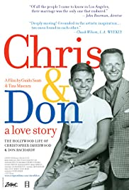Chris & Don. A Love Story Poster