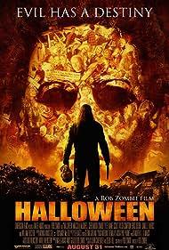 Brad Dourif, Malcolm McDowell, Danny Trejo, Tyler Mane, Sheri Moon Zombie, Lew Temple, and Daeg Faerch in Halloween (2007)