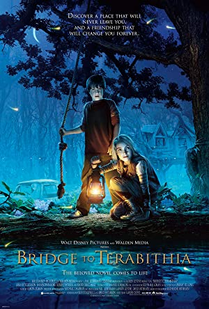 Bridge to Terabithia poster
